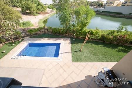 4 Bedroom Villa for Sale in Jumeirah Islands, Dubai - 4 Bed | E.F Villa | Large Plot | Lake View