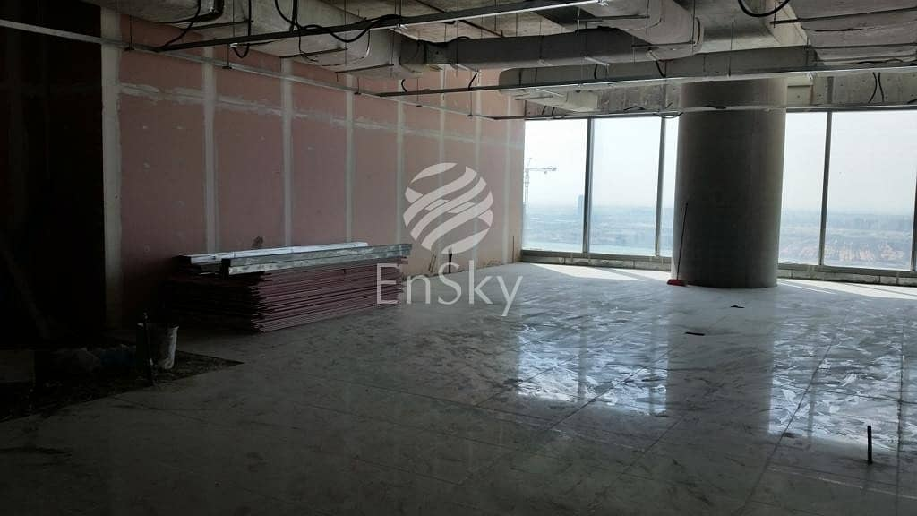 2 Shell and Core Office for Sale in Al Reem!