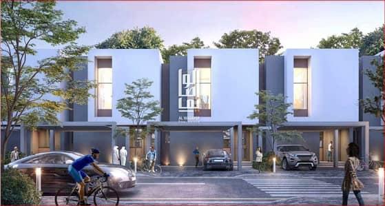 تاون هاوس 3 غرف نوم للبيع في الطي، الشارقة - 5% Booking fee  | 1% Monthly installment| Best investment