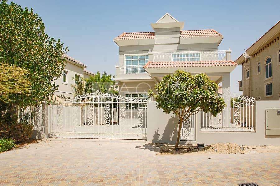 Brand New Villa | With Basement and Garden