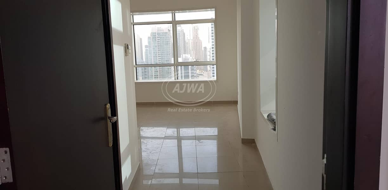 For Rent   -  Fully Furnished 1 Bedroom  Lower  Floor Front JLT Metro Station