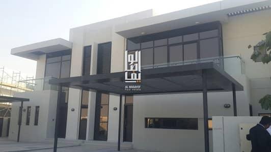 تاون هاوس 3 غرف نوم للبيع في أكويا أكسجين، دبي - Most luxury 3 BR with 25 % only & 4% dld free & 3 y post hand over! Nice offer
