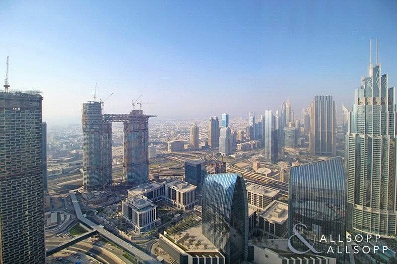 1 Two Bedroom | High Floor | DIFC View
