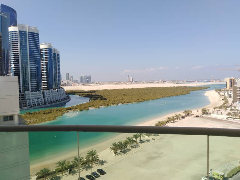 3 BR+ For Sale In Beach Tower Al reem Island Fully Sea View