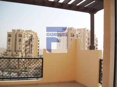 Closed Kitchen | Balcony | Terrace | Mid Floor