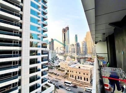 شقة 1 غرفة نوم للبيع في دبي مارينا، دبي - 1BR for Sale Escan Tower Dubai Marina