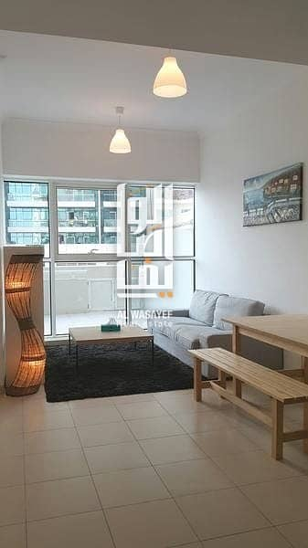 STUNNING 1BHK WITH A TERRACE  AND FULL CANAL VIEW/ BUSINESS BAY