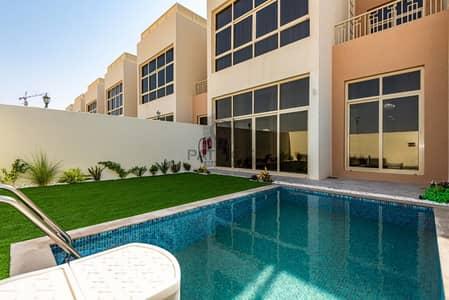 تاون هاوس 4 غرفة نوم للايجار في الفرجان، دبي - Rent to Own in 10 Years_240K Yearly_4Br will Pool