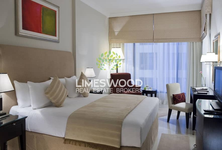 Elegant 2 br hotel apartment in Barsha Heights