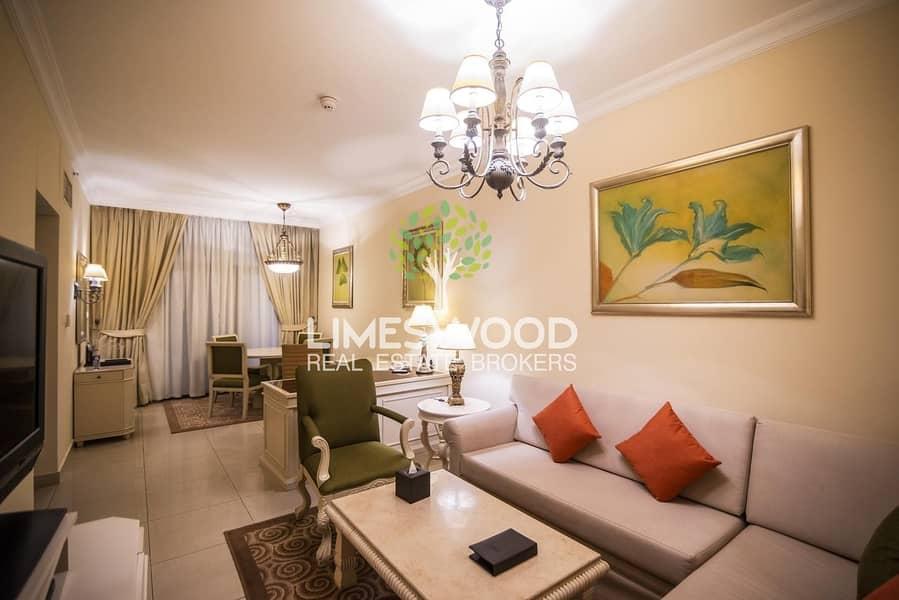 2 Elegant 2 br hotel apartment in Barsha Heights
