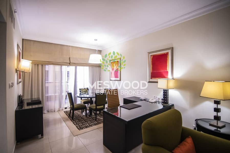 2 Elegant 2 br hotel apartment in Barsha Heights