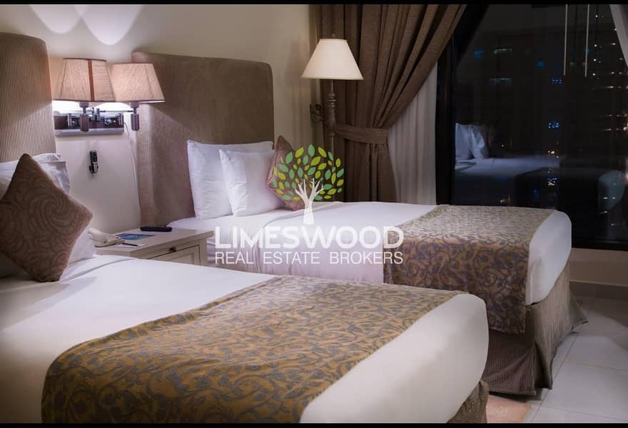 10 Spacious 1 br hotel apartment in Barsha Heights