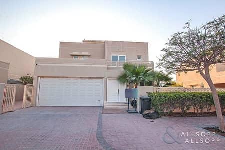 فیلا 4 غرف نوم للبيع في السهول، دبي - Exclusive | 4 Bedroom | Maids Room | Pool