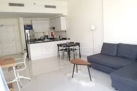 1 Bedroom Flat for Rent in DAMAC Hills (Akoya by DAMAC), Dubai - Balcony | Furnished | Vacant | Well Maintained