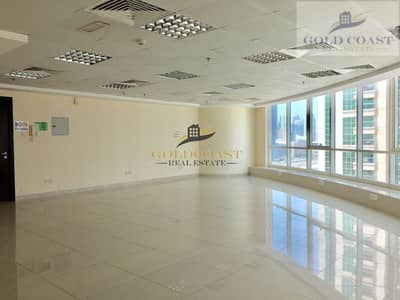 Office for Rent in Jumeirah Lake Towers (JLT), Dubai - Next to Metro |Fortune Tower|Fitted|Pantry|JLT...
