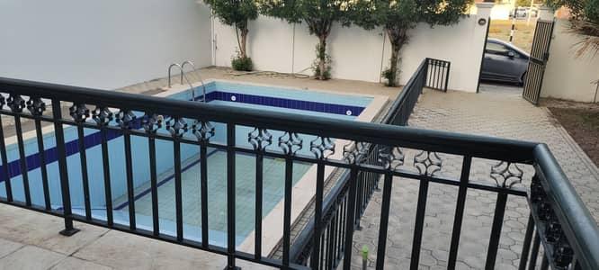 5 Bedroom Villa for Rent in Sharqan, Sharjah - *** Great Deal - Beautiful 5BHK Duplex Villa with Pool in Al Sharqan Area in Very Low Rents ***