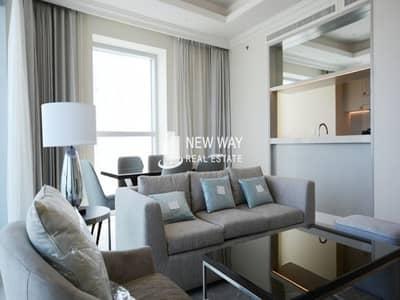 2 Bedroom Flat for Rent in Downtown Dubai, Dubai - Burj khalifa and Fountain views l 2 bedroom l furnished