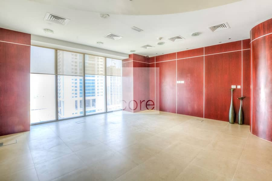 Fully Furnished Office   Low Floor   Parking