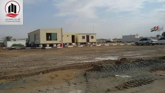 ارض سكنية  للبيع في الزاهية، عجمان - للبيع  ارض بالزاهيه سكنى مخطط جديد شوارع قار