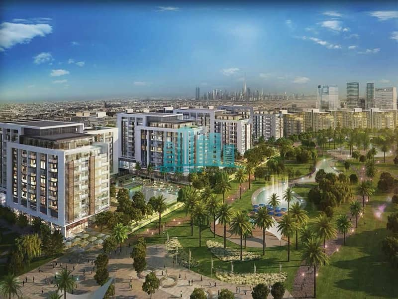 2   3BR in Dubai Hills with 3 Years Free Service Charge