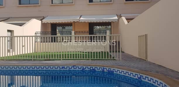 فیلا 4 غرف نوم للايجار في مدينة خليفة أ، أبوظبي - Separate villa w/Balcony