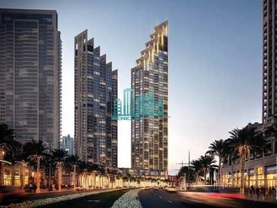 3 Bedroom Apartment for Sale in Downtown Dubai, Dubai - 0% DLD Fee