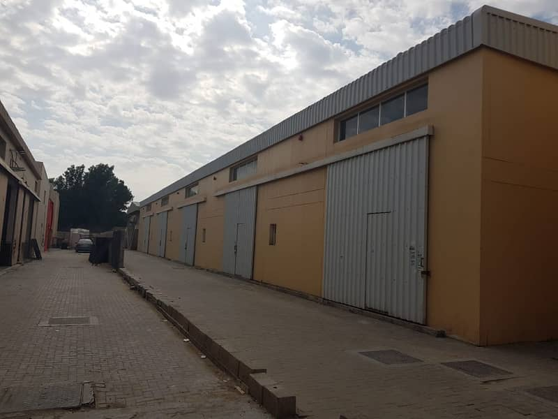 Ajman Jurf Industrial 1 behind the Chinese market