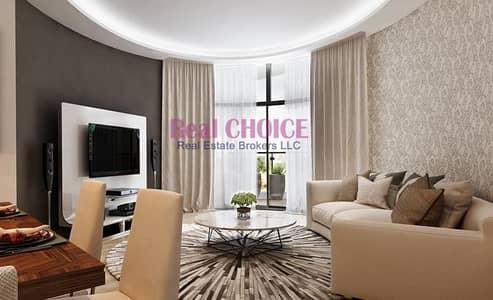 فلیٹ 2 غرفة نوم للبيع في الفرجان، دبي - Good Layout|2BR Serviced Apartment|Fully Furnished