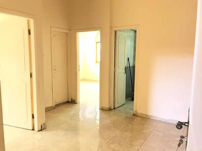 2 Room and a small hall Window AC flat in Yarmook, just behind Gold Center - Sharjah