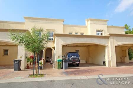 3 Bedroom Villa for Rent in The Springs, Dubai - 3 Bedroom Plus Study | Springs 7 | Type 3M