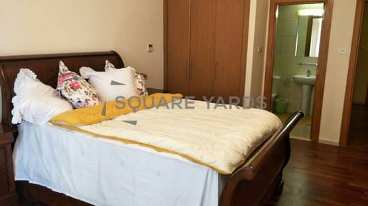 TUSCAN Residence Luxuary 2BR Full Furnished Ground