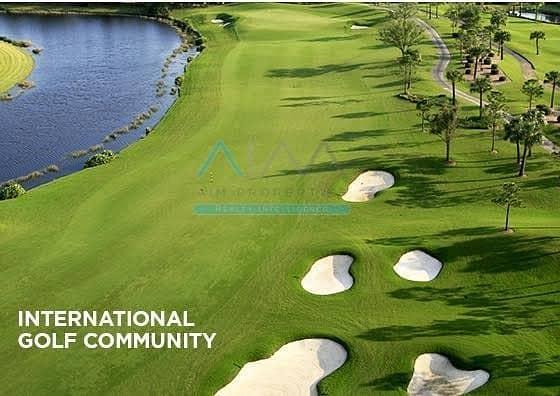 2 4 Years Payment Plan|| 3BR Villa || Golf Community