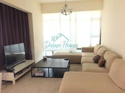2 Bedroom Apartment for Rent in Jumeirah Lake Towers (JLT), Dubai - Furnished | Both Bedrooms En Suite | Bright