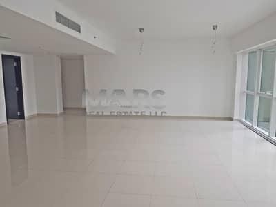 3 Bedroom Flat for Rent in Al Reem Island, Abu Dhabi - Living Room