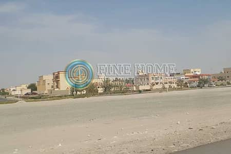 Plot for Sale in Shakhbout City (Khalifa City B), Abu Dhabi - Residential Land in Shakhboot City
