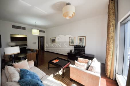 1 Bedroom Apartment for Rent in Jumeirah Lake Towers (JLT), Dubai - Furnished I Lake View I Bright I Modern I Spacious