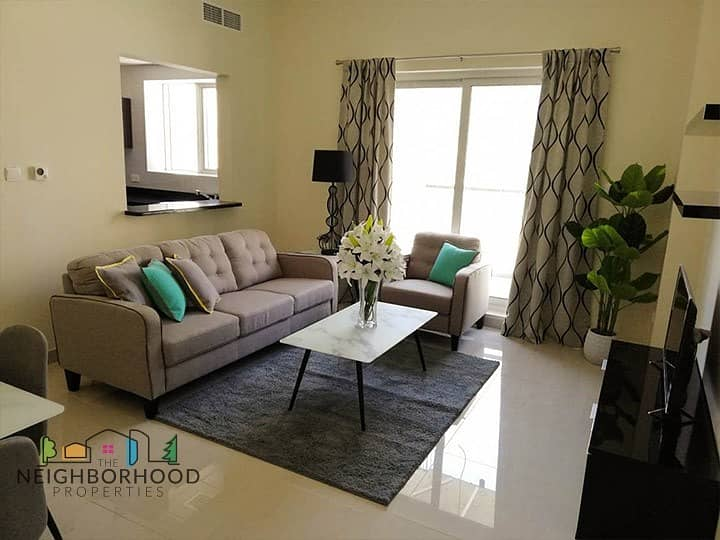 Fascinating 1 bed |Amazing FacilitiesBrand New