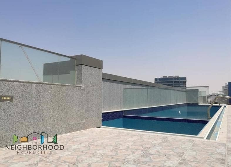 2 Fascinating 1 bed |Amazing FacilitiesBrand New