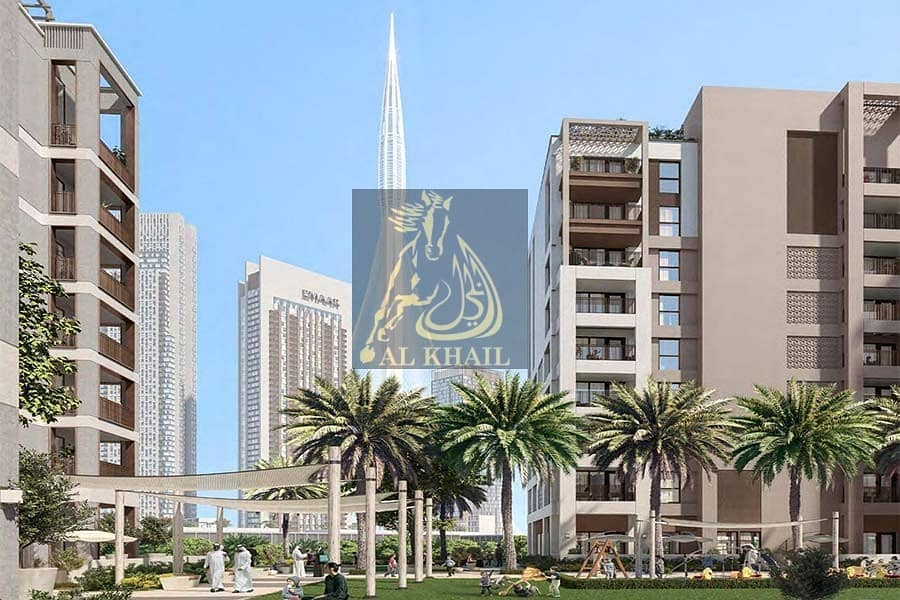 2 Grandeur 4BR Penthouse for sale in Dubai Creek Harbour | Direct Beach Access | Waterfront with Scenic Views