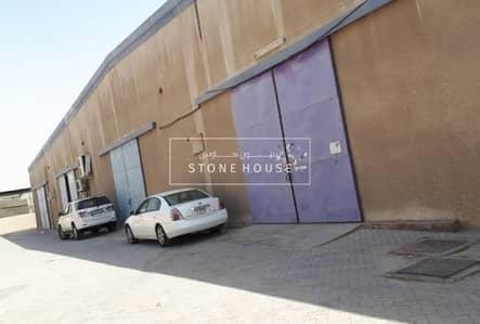 Warehouse for Sale in Ras Al Khor, Dubai - Ras Al Khor Compound Warehouse  BUA 12500 Sqft
