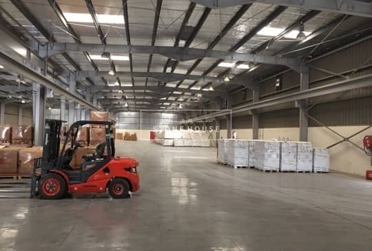 10 Jafza North Industrial Warehouse Open Yard AED 1