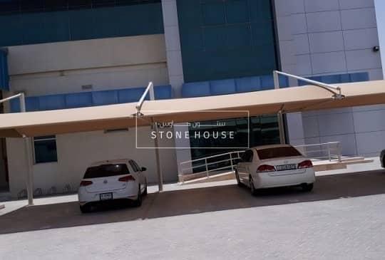 Jafza South Logistic Warehouse 96000 BUA Ready