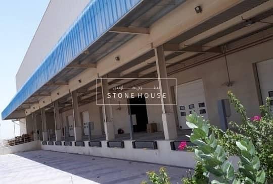 10 Jafza South Logistic Warehouse 96000 BUA Ready