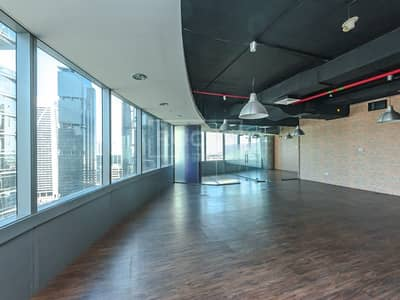 Office for Rent in Jumeirah Lake Towers (JLT), Dubai - Ready To Move | Fitted with Partition | 2 Parking