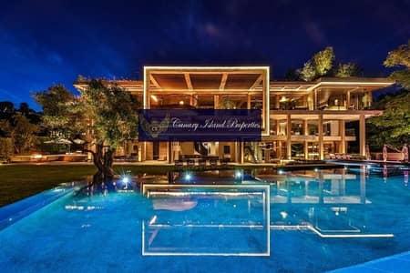 5 Bedroom Villa for Sale in Palm Jumeirah, Dubai - Custom made Villa | Atlantic View