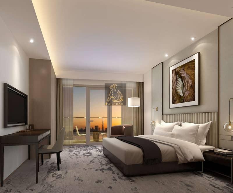 2 Superb Waterfront 3BR Penthouse for sale in Dubai Creek Harbour | 3 Years Post Handover | Iconic Burj Khalifa Views!