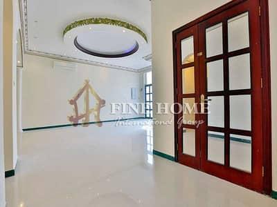 شقة 3 غرفة نوم للايجار في مدينة خليفة أ، أبوظبي - 3 BR villa apartment + Maids room in Khalifa city!
