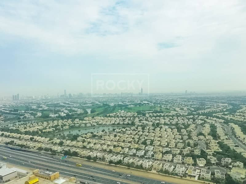 11 Fitted with Partition Corner Office | LIwa Heights | JLT