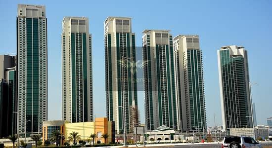 فلیٹ 2 غرفة نوم للبيع في جزيرة الريم، أبوظبي - Great Investment!Spacious Unit on highflr/Sea View