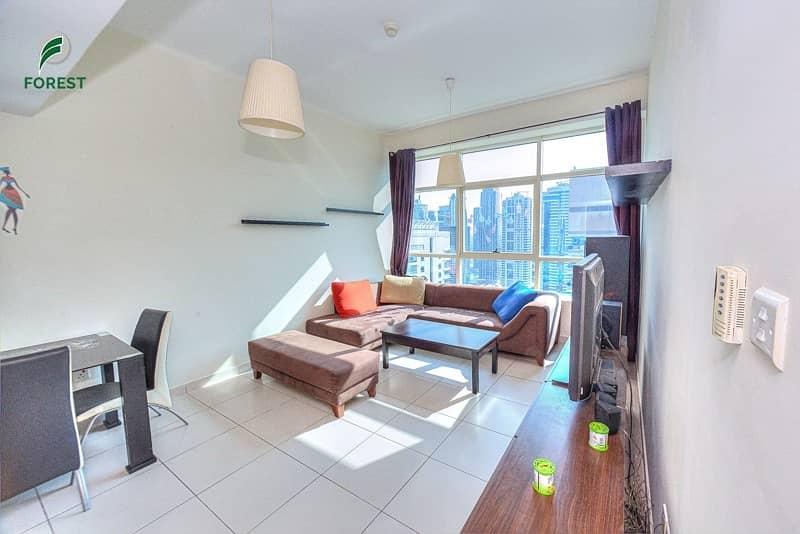 2 Hot Deal | 2 Bedroom with Marina View | High Floor
